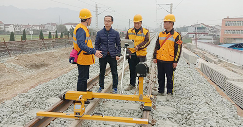 Application of OCS intelligent comprehensive inspection device in Hanzhong Yangan line