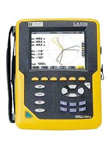 CA 8333-8336 Three-phase power quality analyzer (imported)