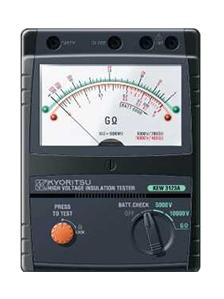 Kyoritsu3122A Megohmmeter (import)