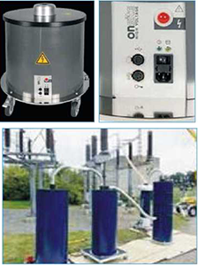 Onsite MVHV Series Medium  High Voltage Cable Oscillation Wave Withstand Voltage  Partial Discharge Test System (Imported)
