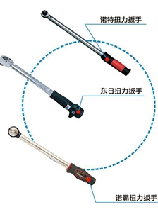 Torque wrench series (import)