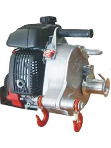 PCW5000 Gasoline Traction Mill (Import)