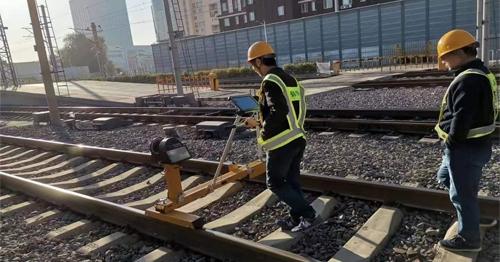 Application of OCS intelligent comprehensive inspection device in Jinzhou